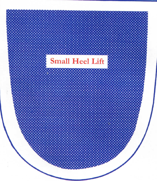 Heel Lift Small