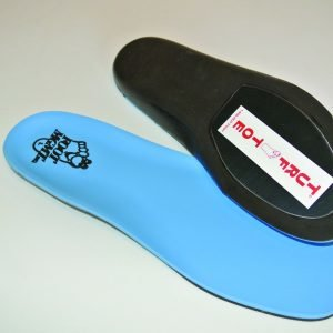 Shock Absorber Ultra-light insole with 1/2 Turf Toe ® plate-0